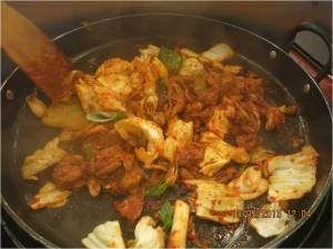 닭갈비-Chicken Galbi