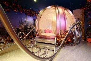 Sato Castle Hotel Cinderella Room