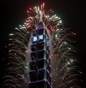 Celebrate New Year's Eve in Taipei at Taipei 101 with CheapTickets.sg