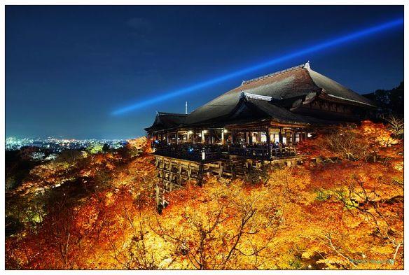 Experience Kiyomizudera, Kyoto, Japan