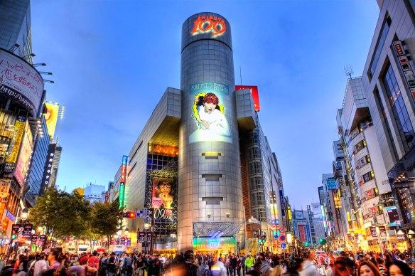 Have a shopping spree at Shibuya, Tokyo, Japan