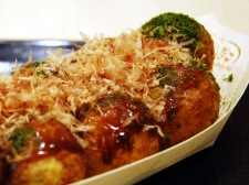 Tuck into Takoyaki in Osaka, Japan