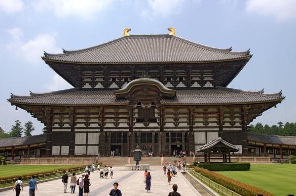 Visit Todaiji, Nara, Japan