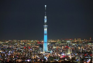 Soar to greater heights at Tokyo Skytree, Japan