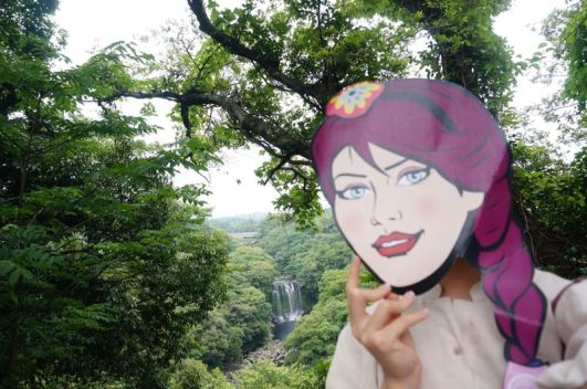 Cheonjeyeon Falls Jeju