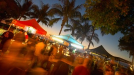 Mindil Beach Sunset Markets Darwin