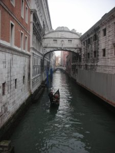 Bridge of Sighs- Venice