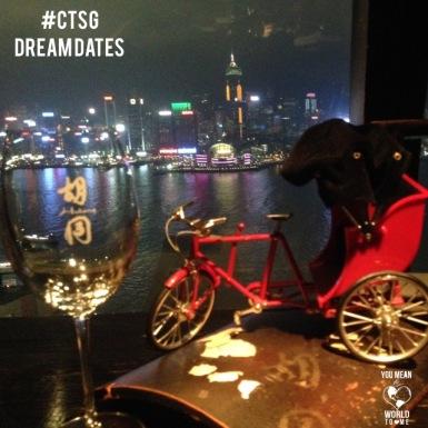 CTSG dreamdate-Hong Kong Kowloon Hutong